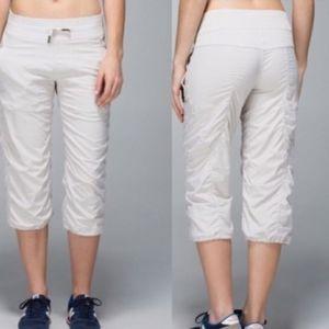 Lululemon Dance Studio II Crop pants Lined